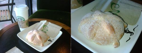 Starbucks - Pan de Muerto