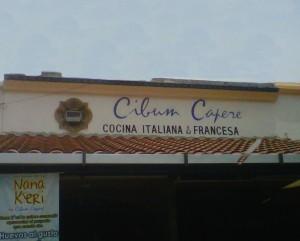 Cibum Capere