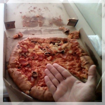 Dominos Pizza Fail