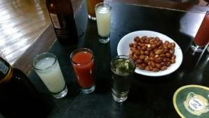 Tequila, Tequileño, salon del bosque, cantinas
