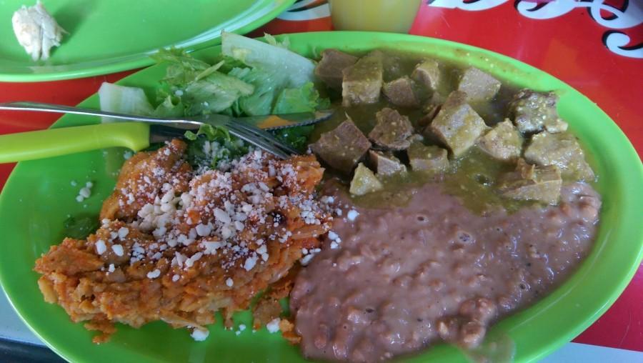 Lengua Salsa Verde - Cd Granja