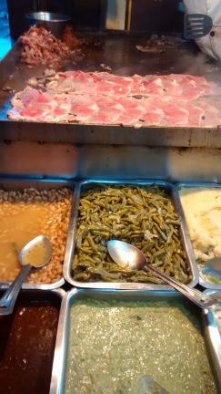 tacos en df con sus salsas